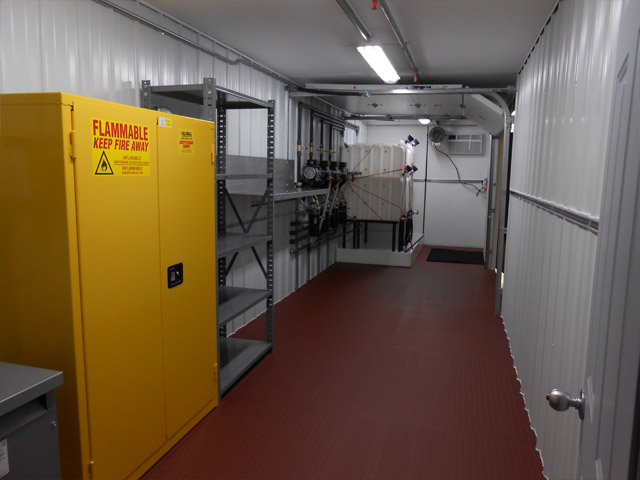 Lubrication Storage Custom Built Reliable Process