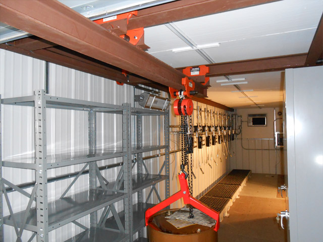 oil-drum-trolley-storage-room