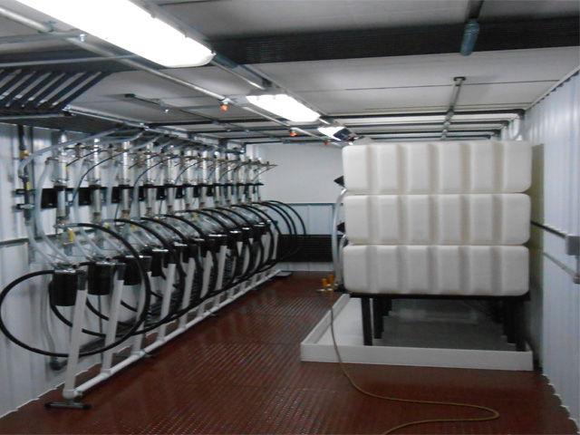 Lubrication Storage Oil Storage