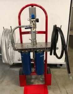 oil-filter-cart-pneumatic