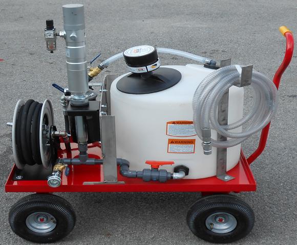 4-wheel-lube-cart