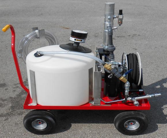 4-wheel-lubrication-cart